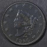 1820/19 LARGE CENT  AU