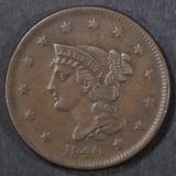 1840 SD LARGE CENT  AU