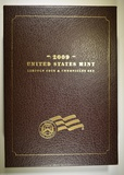 2009 U.S. MINT LINCOLN COIN & CHRONICLES