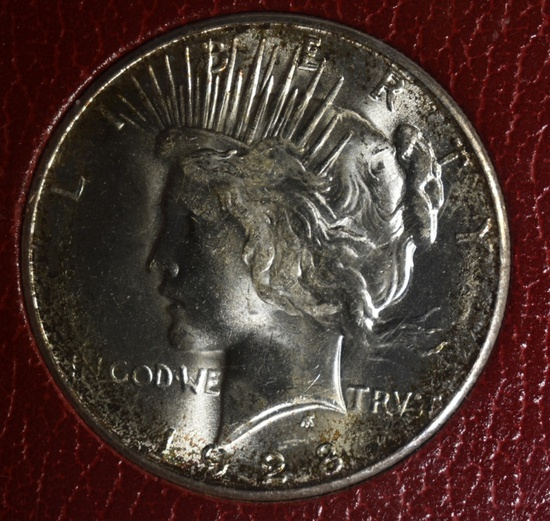 August 3rd Silver City Coin & Currency Auction