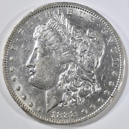1888-O MORGAN DOLLAR CH AU