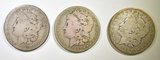 (2) 1882 & 1883 MORGAN DOLLARS