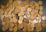 250-MIXED DATE CIRC LINCOLN CENTS FROM THE 1920'S