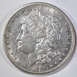 1889-S MORGAN DOLLAR XF/AU