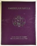 1990-S PROOF AMERICAN SILVER EAGLE ORIG BOX/COA