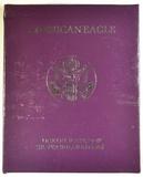 1991-S PROOF AMERICAN SILVER EAGLE ORIG BOX/COA