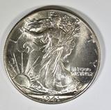 1941 WALKING LIBERTY HALF DOLLAR  CH BU