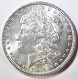 1896 MORGAN DOLLAR  CH BU