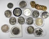 23-COIN DOLLAR LOT: