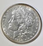 1878 7TF REV 78 MORGAN DOLLAR AU/BU