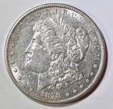 1878-S MORGAN DOLLAR AU/BU