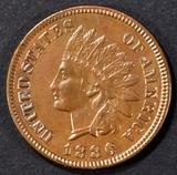 1886 INDIAN CENT CH BU