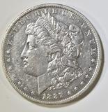 1887-O MORGAN DOLLAR AU/BU