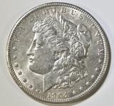 1904 MORGAN DOLLAR CH AU