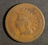 1866 INDIAN HEAD CENT VG