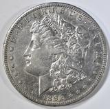 1892-S MORGAN DOLLAR XF/AU