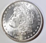 1878-CC MORGAN DOLLAR  GEM BU