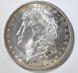 1893-O MORGAN DOLLAR  BU  CLEANED