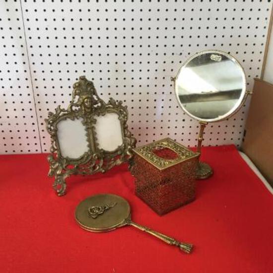 Dresser Mirrors, Frame, Etc