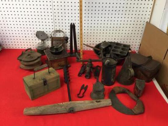 Old Tools, Etc