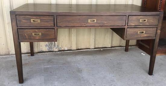 Crate & Barrel Desk