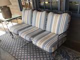 Wrought Iron Sofa
