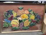 Vintage Tile Art