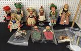 German and Dutch Dolls