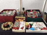 Christmas Ornaments, Nutcrackers, Etc