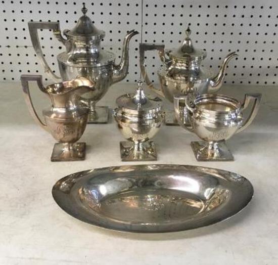 Antiques, Silver, Fine Furniture, Etc NCAL6936
