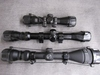 x3 scopes lot. Simmons and other.