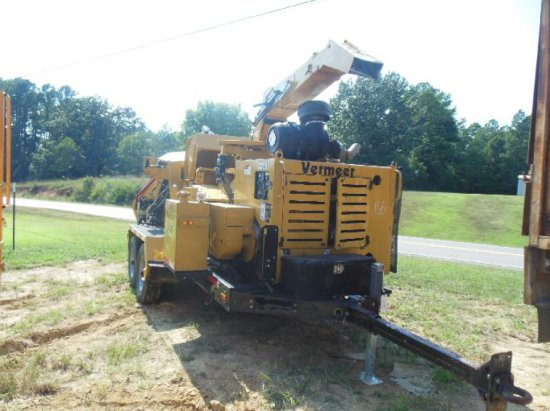 09 VERMEER BC 2100XL CHIPPER | Auctions Online | Proxibid