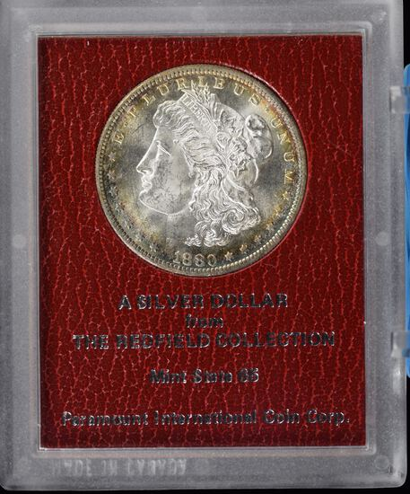 Fall Spectacular Coin & Currency Auction