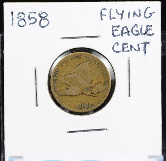 1858 Flying Eagle