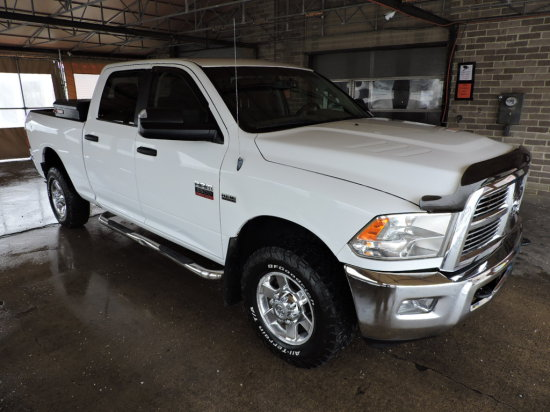 2012 Dodge RAM 2500HD SLT CrewCab PickUp 4X4