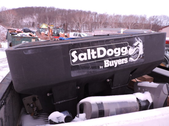 Salt Dogg - Salt Spreader Unit with Controller