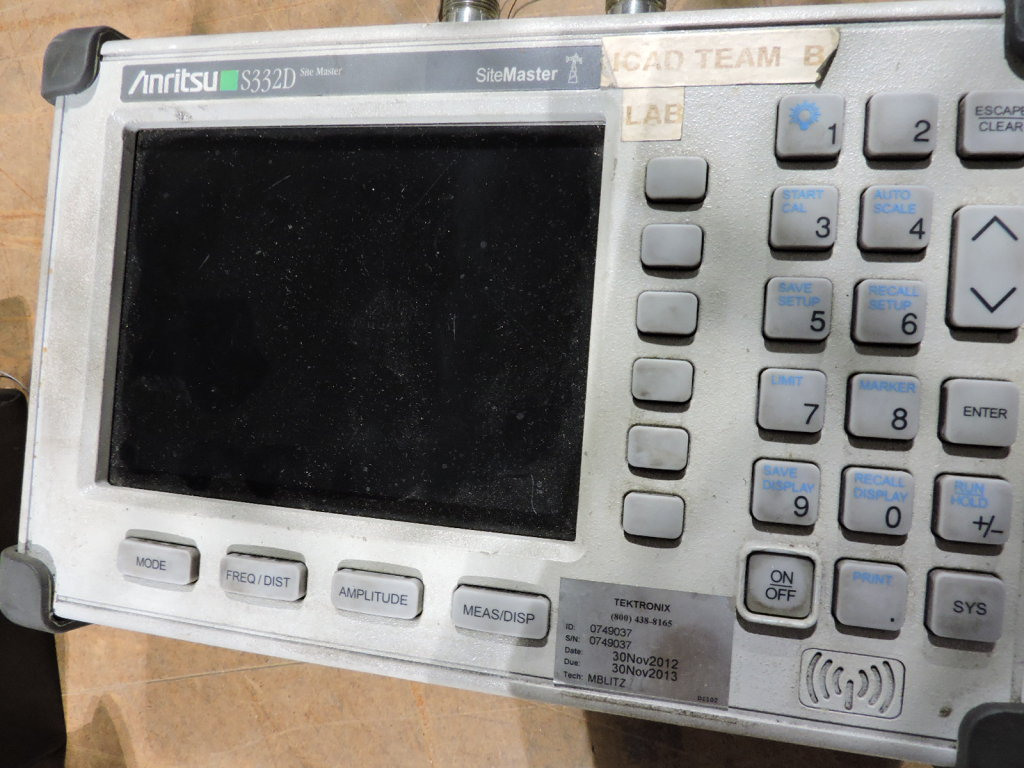 Ind. Electrical & Communications Equip.  Auction