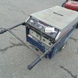 Honda EXL 5500 Portable Generator - 1705 Hours