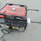 Dayton 6500 Portable Generator -- 274 Hours