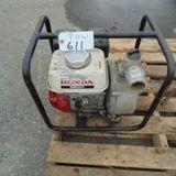 Honda WB20XT 2-Inch Water Pump - Runs