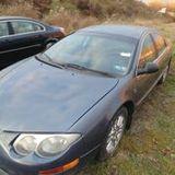 2001 Chrysler 300 Sedan with 114k Miles