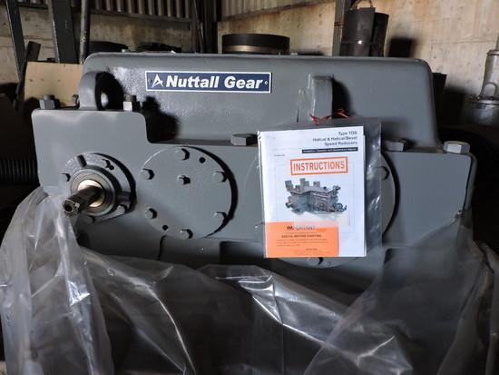 Nuttall Gear - Heavy Duty Gear Drive Speed Reducer