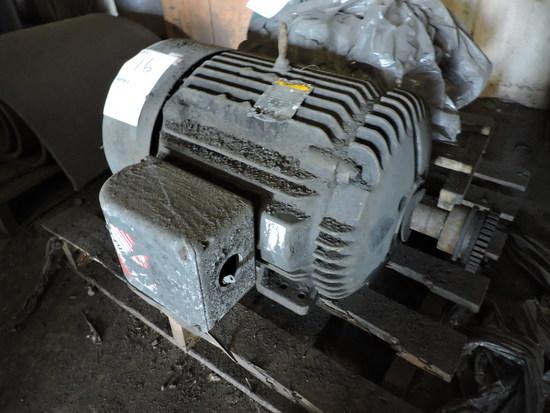 BELDOR Industrial Electric Motor