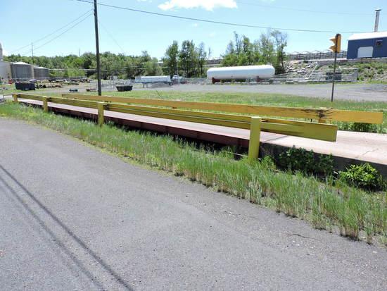 Industrial Truck Scale - Rice Lake Survivor OTR - Steel Deck