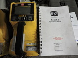 RKI Instruments Eagle 2 Gas Meter -- Type 4001 -- Battery Operated