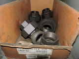 Various Pipe Connectors and Tees, etc.... - see description