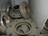 Various Flanges and Elbows