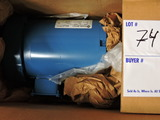 FRANKLIN Brand - Industrial Electric Motor -- Appears NEW