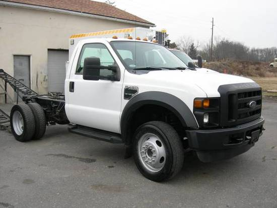 2005 Ford F450 XL Regular Cab / Cab & Chassis - Bad Transmission