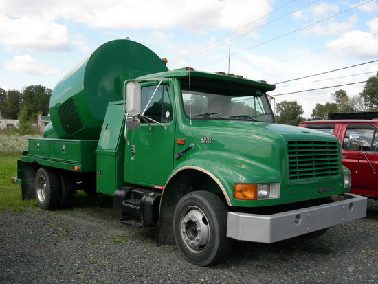 2004 International 4700 Rodder Truck - RARE !!